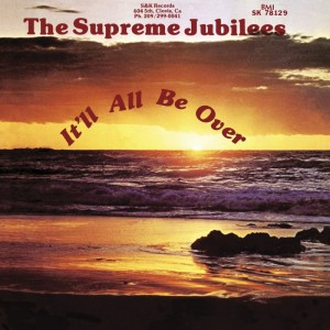 Supreme Jubilees LP cover