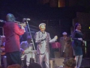Buena Vista Social Club, Leeds Town Hall