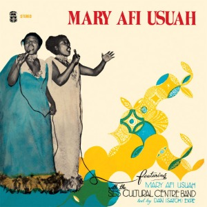 Mary Afi Usuah LP, released by Voodoo Funk