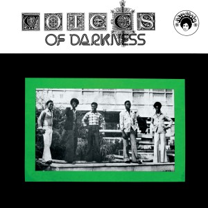 Voices of Darkness LP, reissued by Voodoo Funk and Superfly Records.