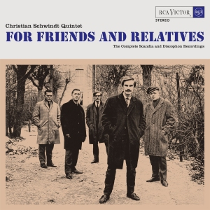 FRB001-Christian Schwindt Quintet-Cover
