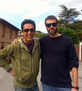 Miro and Manu