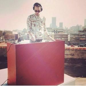 DJ Okapi of Johannesburg