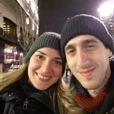 Discom's Vanja and Luka
